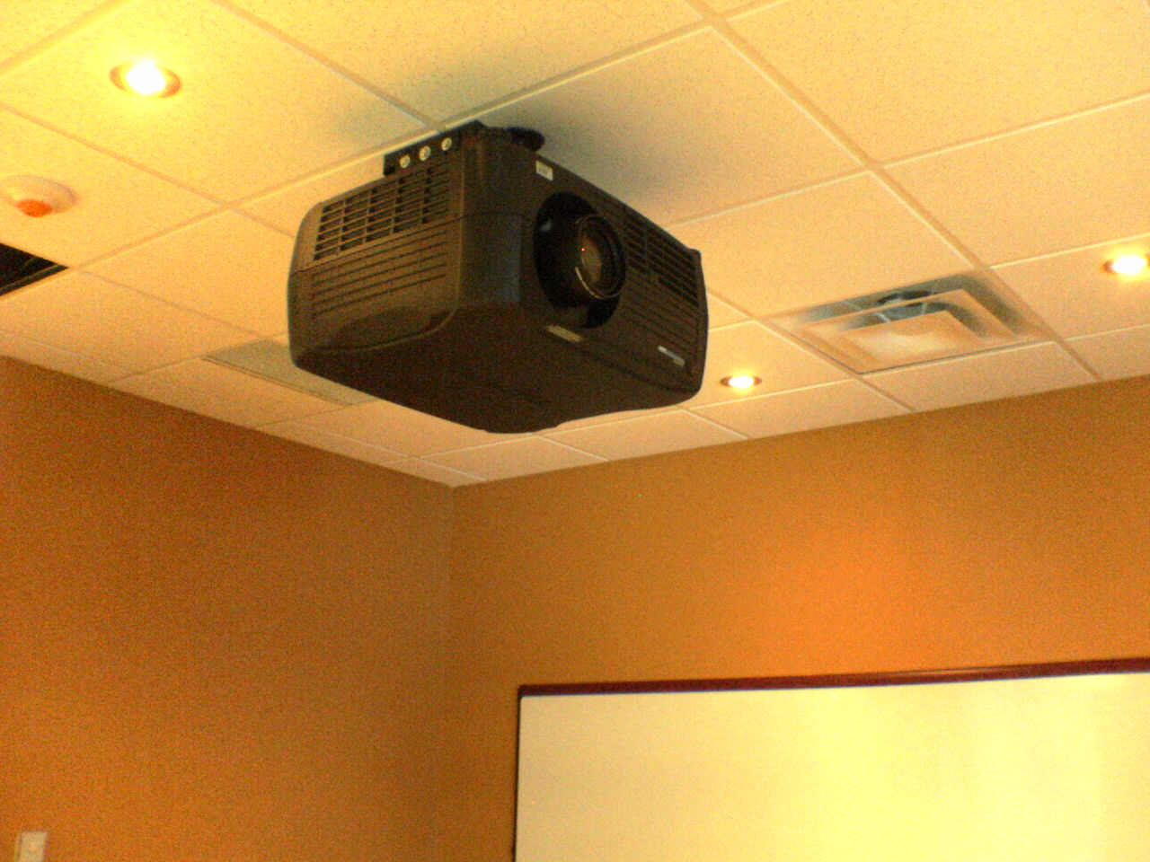 Christie high performance projector